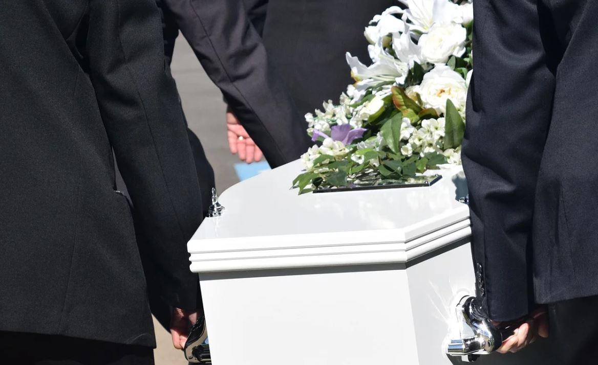 Drømmetydning Begravelse