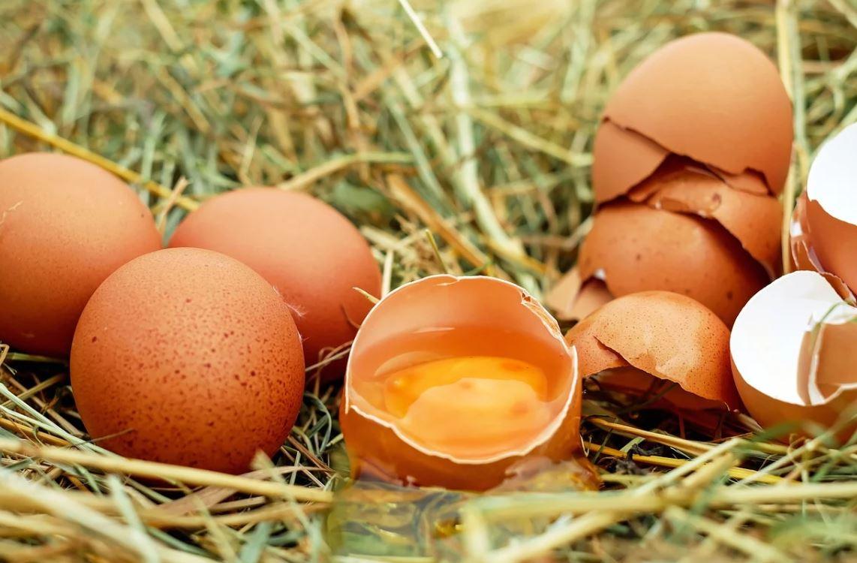Drømmetydning egg