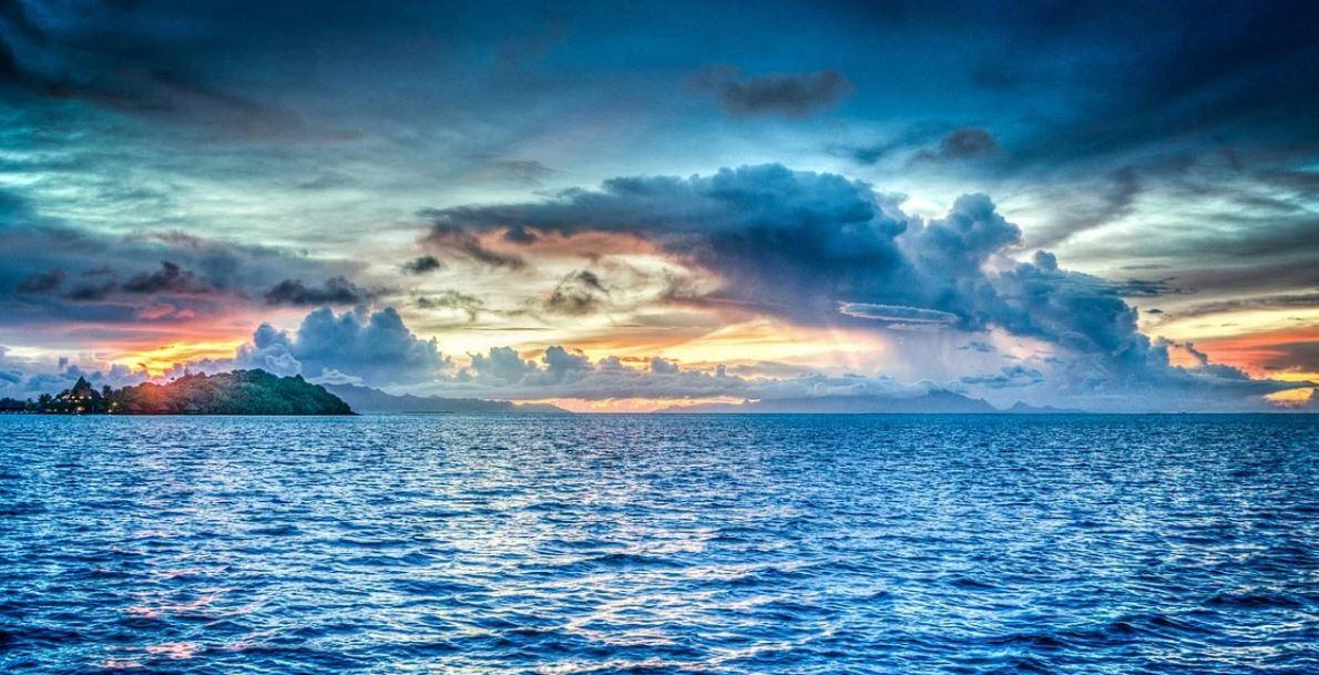 Drømmetydning havet