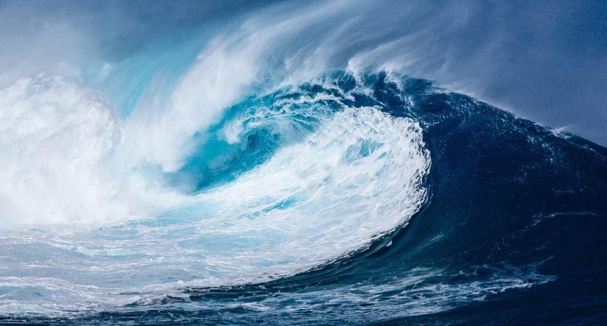 Drømmetydning flodbølge
