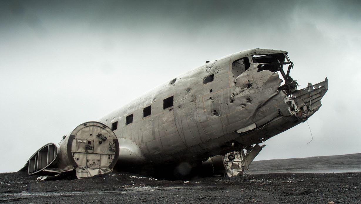 Drømmetydning flystyrt