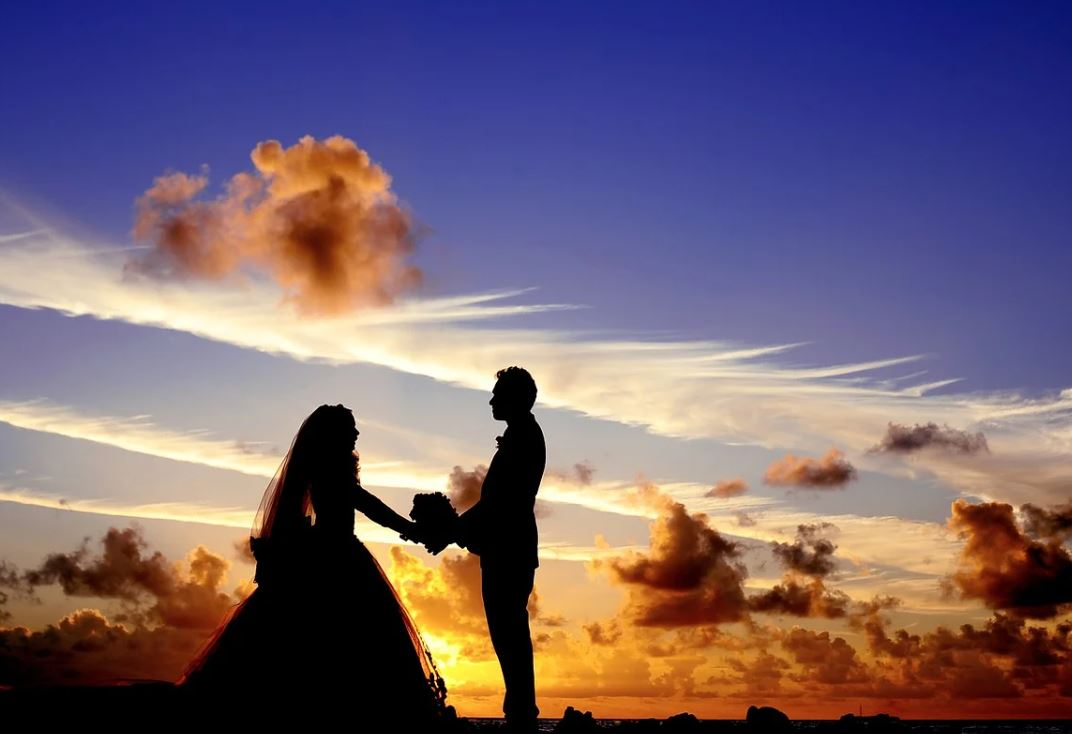 Drømmetydning bryllup