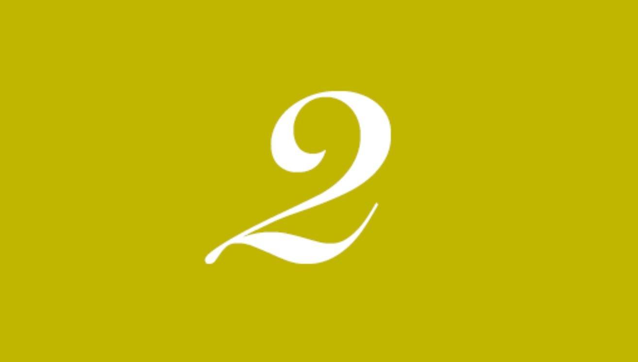 Numerologi 2