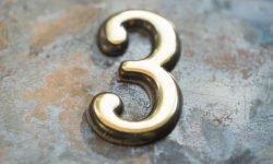 Numerologi 3: Betydning av tall