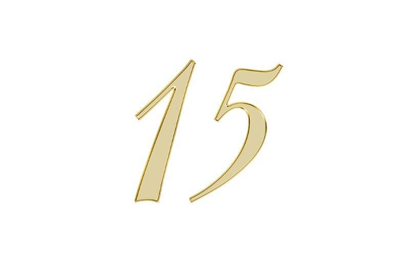 Numerologi 15