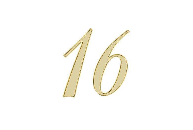 Numerologi 16