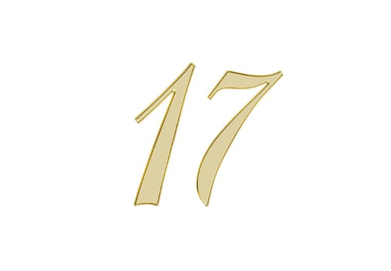Numerologi 17