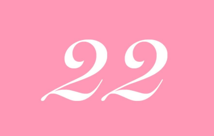 Numerologi 22