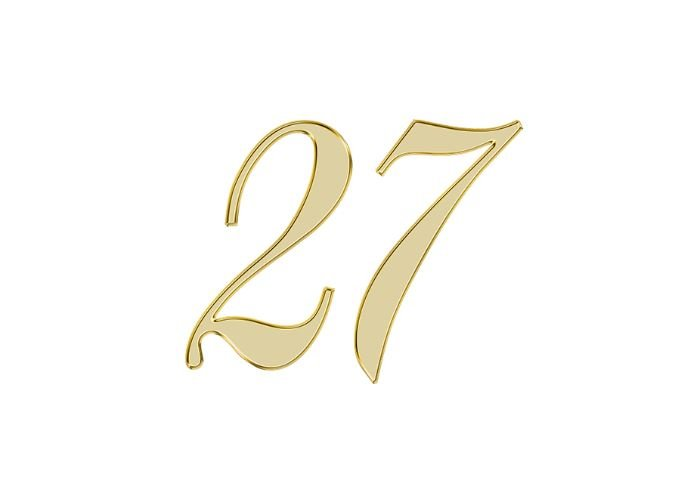 Numerologi 27