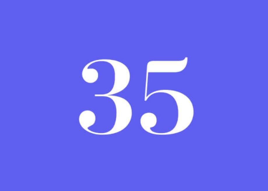 Numerologi 35