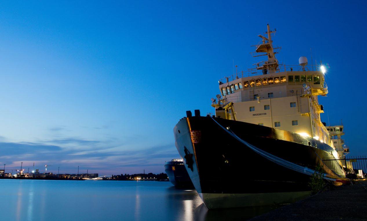 Drømmetydning skip