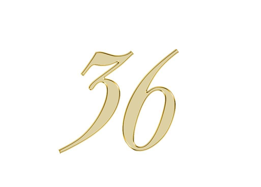 Numerologi 36