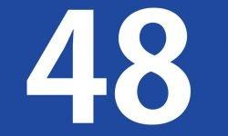 Numerologi: tallet 48 betydning