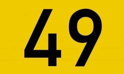 Numerologi: tallet 49 betydning
