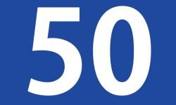 Numerologi: tallet 50 betydning