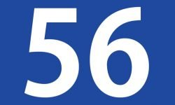 Numerologi: tallet 56 betydning