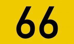 Numerologi: tallet 66 betydning