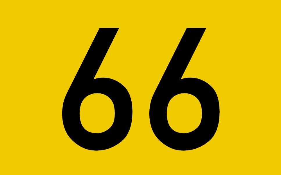 tallet 66 betydning