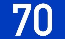 Numerologi: tallet 70 betydning