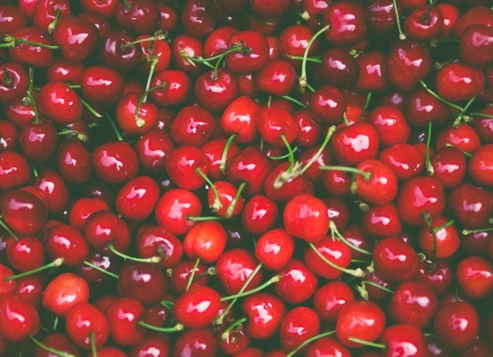 kirsebær sunt