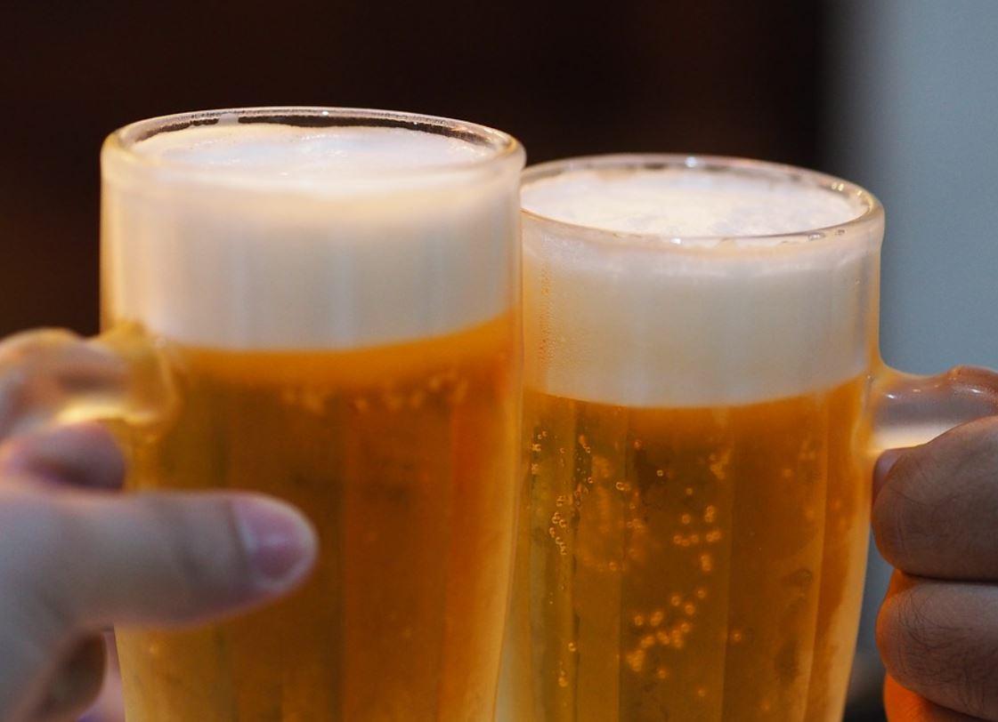 Er øl sunt