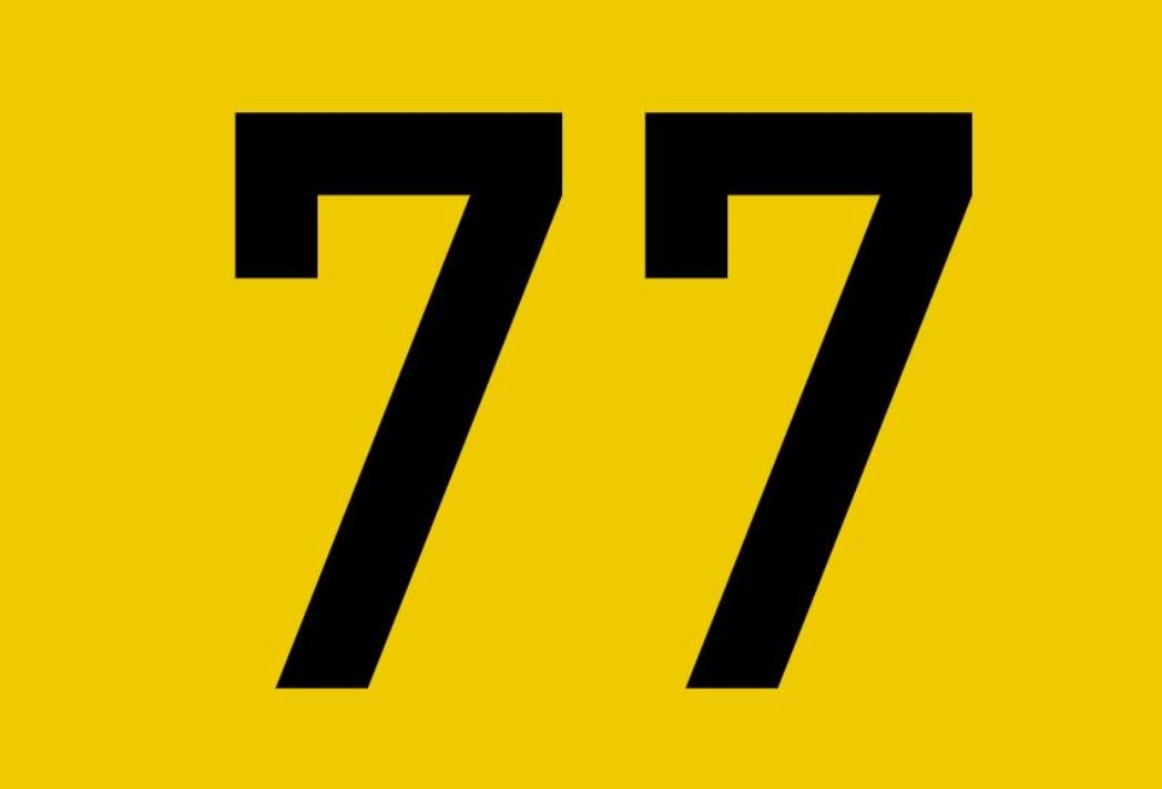 Numerologi 77