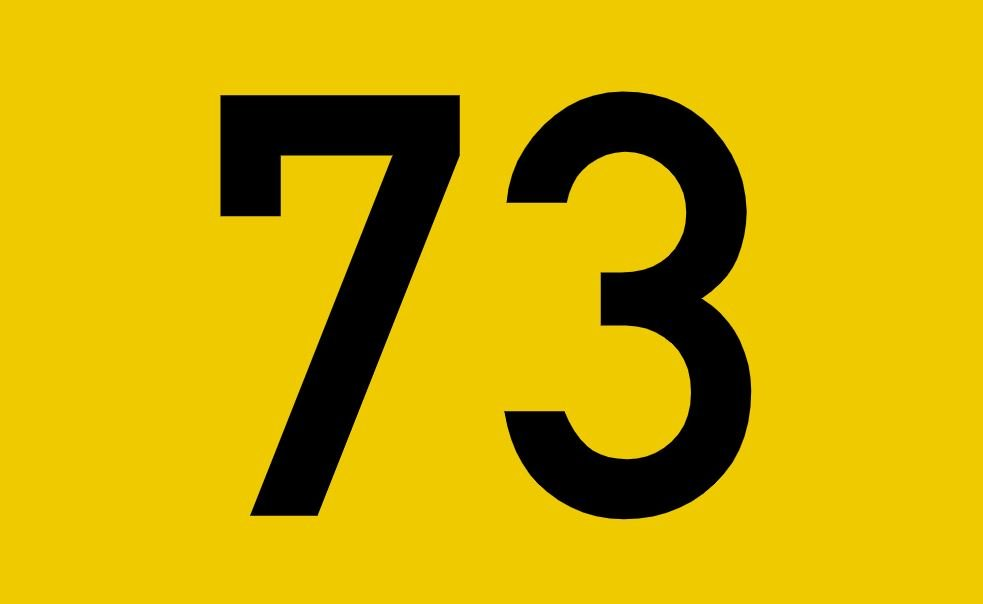 Numerologi 73