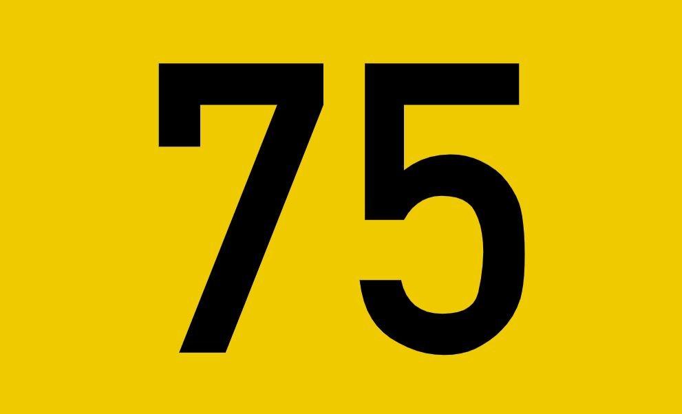 Numerologi 75