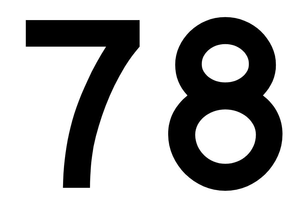 Numerologi 78