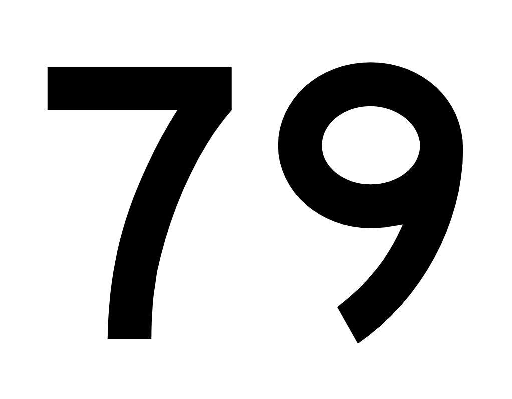 Numerologi 79