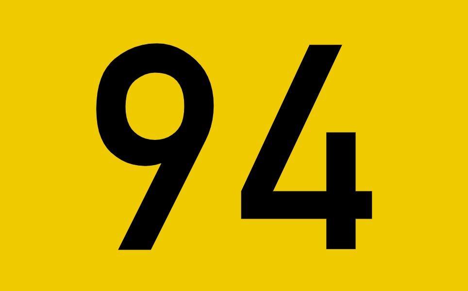 Numerologi 94