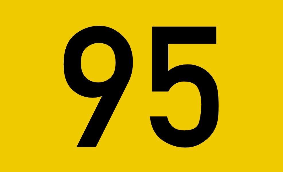 Numerologi 95