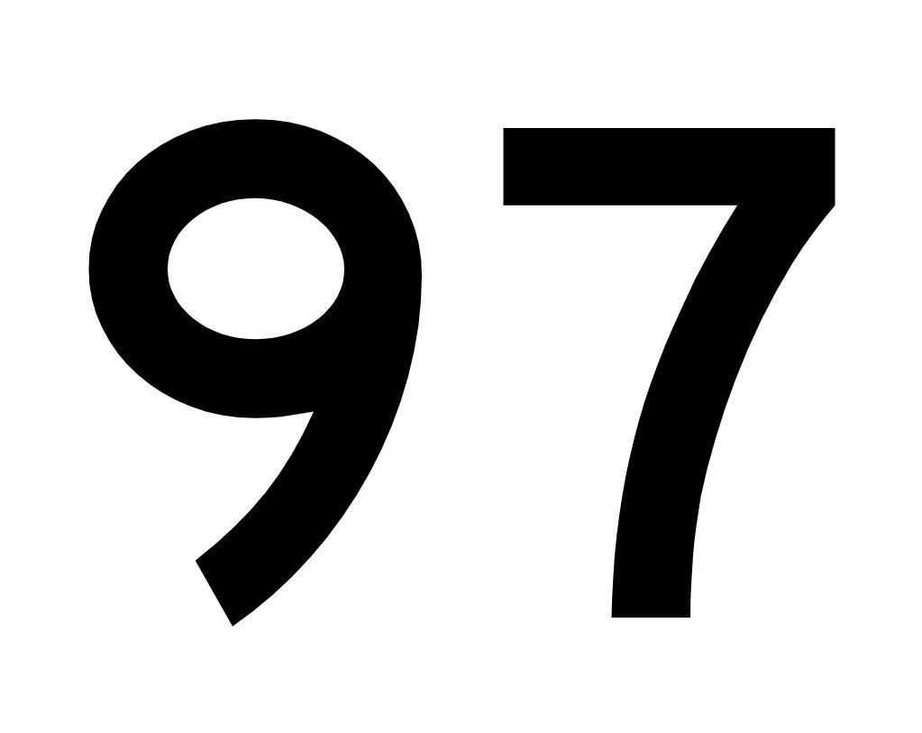 Numerologi 97