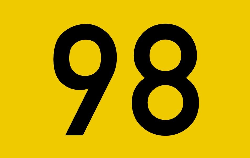 Numerologi 98