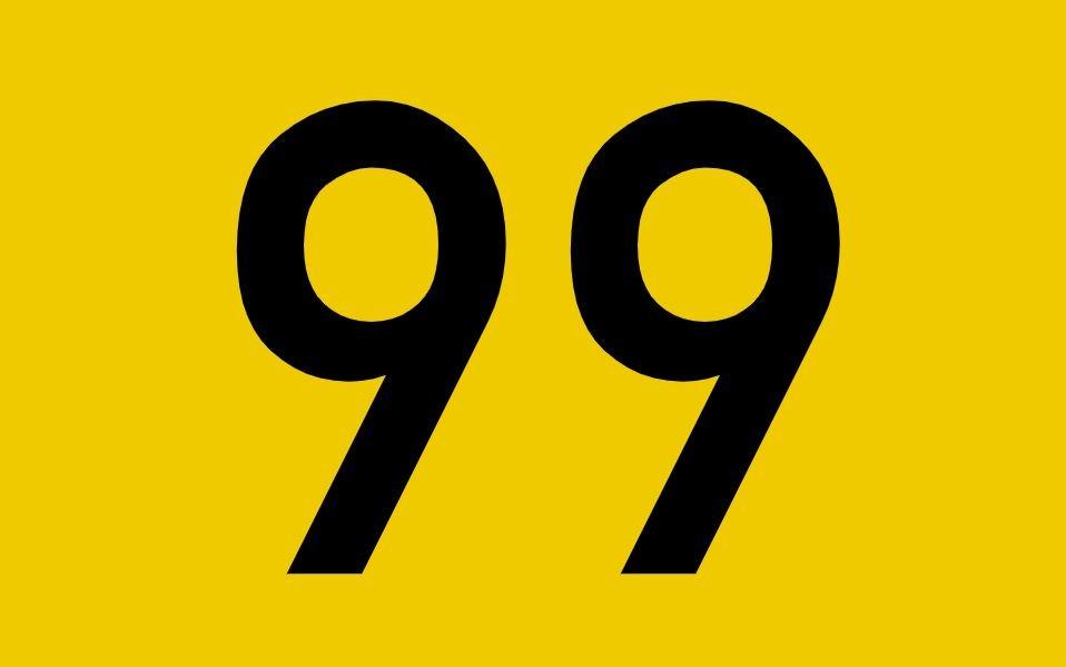 Numerologi 99